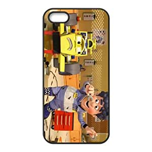 Roary The Racing Car iPhone 5 5s Cell Phone Case Black H3715356