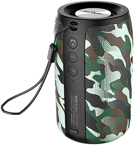Wireless Bluetooth Speakers Zealot S32 TWS Portable Speaker Stereo Sound Hand Free Calls Micro SD Card U Disk Line-in Modes Competible