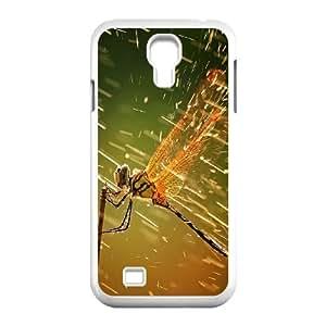 Custom New Cover Case for SamSung Galaxy S4 I9500, Dragonfly Phone Case - HL-R668211 wangjiang maoyi