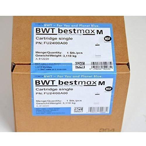 BWT Bestmax Medium Water Filter Cartridge Filtration Single M BWT812220 by BWT (Image #2)