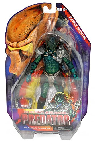 "Predators 7"" Scavage Predator Action Figure NECA Series 13"