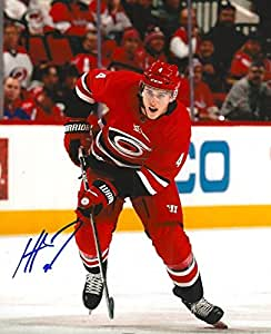 Autographed Haydn Fleury Photo - 8X10 COA - Autographed NHL Photos ... 488134552