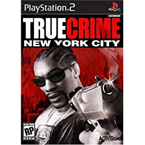 True Crime: New York City - PlayStation 2