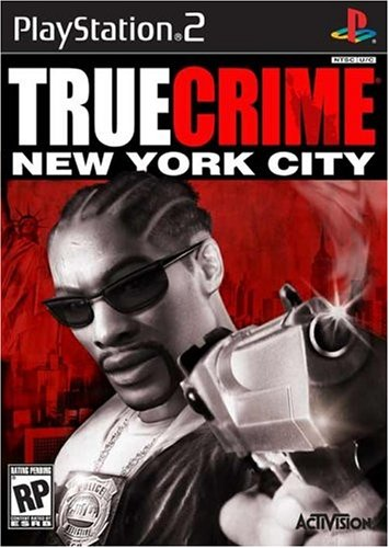 (True Crime: New York City - PlayStation 2)