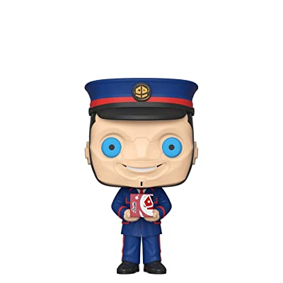 Funko POP! TV: Doctor Who - The Kerblam Man: Toys & Games