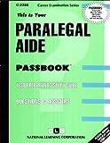 Paralegal Aide, Jack Rudman, 0837322456