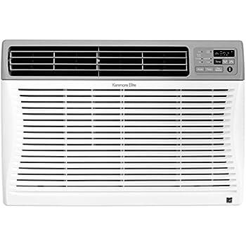 ge 14 000 btu 11 8 eer 115v electronic room window air conditioner home kitchen. Black Bedroom Furniture Sets. Home Design Ideas