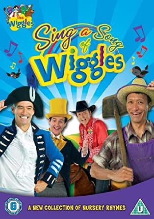 The Wiggles - Sing A Song Of Wiggles [DVD] [2009]: Amazon co
