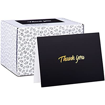 100-thank-you-cards-black-bulk-note