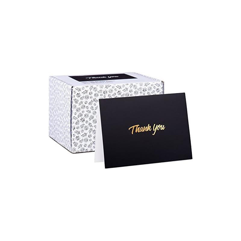 100-thank-you-cards-black-bulk-note
