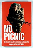 No Picnic: 3 Commando Brigade in the South Atlantic : 1982 by Julian Thompson (1992-04-03)
