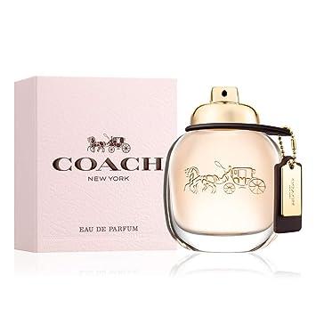 3018e0935681 Image Unavailable. Image not available for. Color: Coach New York Eau De  Parfum Spray for Women ...