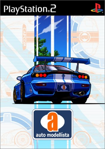 Auto Modellista [Japan (Ys Ps2)