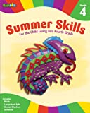 Summer Skills: Grade 4 (Flash Kids Summer Skills), Flash Kids Editors, 1411434137
