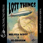 Lost Things: The Order of the Air   Melissa Scott, Jo Graham