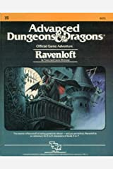 Ravenloft, I6 (Advanced Dungeons & Dragons Official Game Adventure #9075)