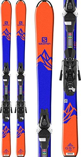 Salomon QST Max Jr Skis w/ Easytrak L7 Bindings Kid