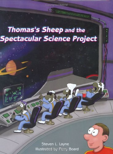 Download Thomas's Sheep and the Spectacular Science Project ebook