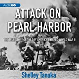 Front cover for the book Attack on Pearl Harbor by Shelley Tanaka