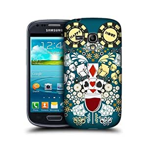 Casino Party Happy Hour Back Case For Samsung Galaxy S III mini I8190