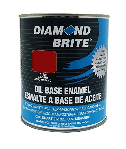 diamond-brite-paint-31250-1-quart-oil-base-all-purpose-enamel-paint-tile-red