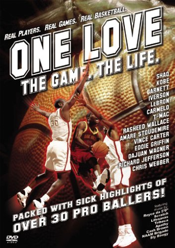 One Love: The Game. The Life. - Kevin Garnett Life