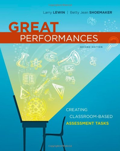 Great Performances: Creating Classroom-Based Assessment Tasks, 2nd Edition