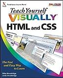 Teach Yourself VISUALLY HTML and CSS