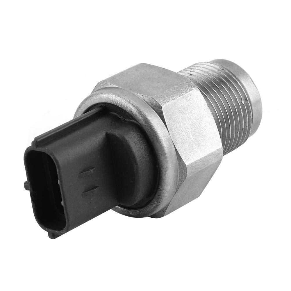 Fydun Sensore di pressione Carburante Regolatore Common rail OE 499000-6141 per 4HK1 6UZ1 6WG1 6UZ1 Navara D40