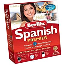 Berlitz Spanish Premier (Win/Mac)