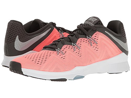 Nike Zoom Condition TR Lava Glow/Matte Silver/Midnight Fog Women's Cross Training Shoes