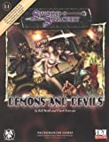 Demons and Devils, Bill Webb and Clark Peterson, 158846153X