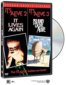 It Lives Again / It's Alive 3 - Island of the Alive