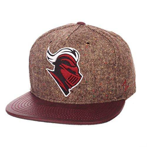 Zephyr NCAA Rutgers Scarlet Knights Adult Men Legend Heritage Collection Hat, Adjustable, Tweed ()