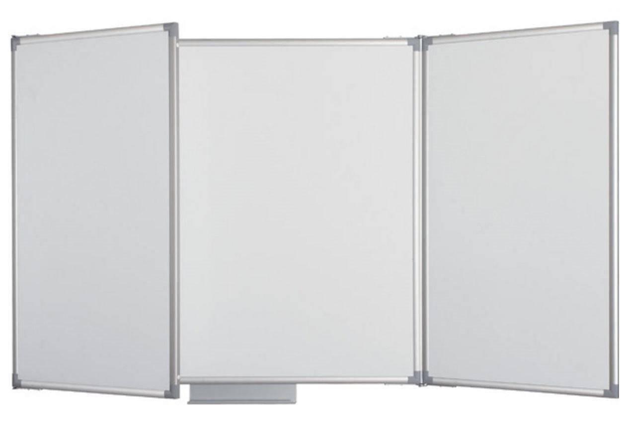 Whiteboard - Pizarra plegable 100 x 240 cm: Amazon.es ...