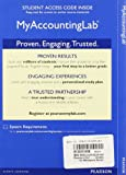 NEW MyAccountingLab with Pearson eText -- Access Card -- for Managerial Accounting