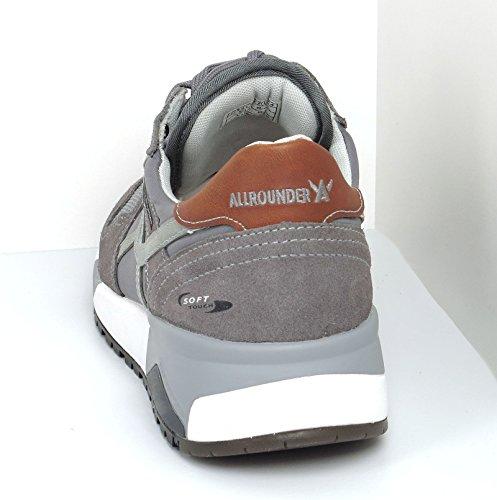 De Chaussures De Course Mephisto De Hommes Gris Compétition Vitesse Les qAHTA