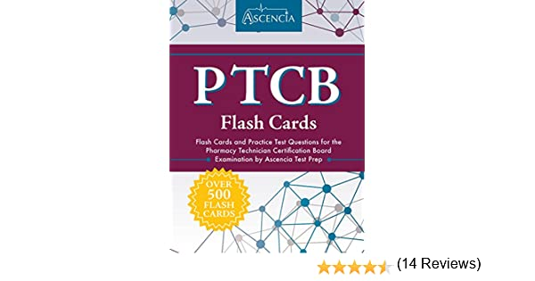 Amazon ptcb flash cards flash cards and practice test amazon ptcb flash cards flash cards and practice test questions for the pharmacy technician certification board examination by ascencia test pre fandeluxe Image collections