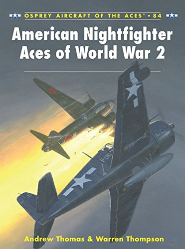 Download American Nightfighter Aces of World War 2 (Aircraft of the Aces) pdf epub