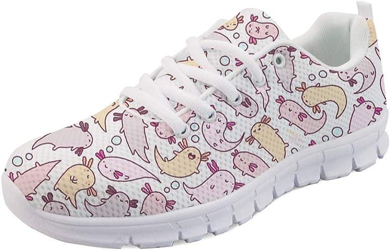 Coloranimal Leichte Lace Up Laufende Flache Sneaker Schuhe Für Frauen Schuhe Handtaschen