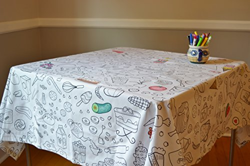 tablecloth craft gifts for kids