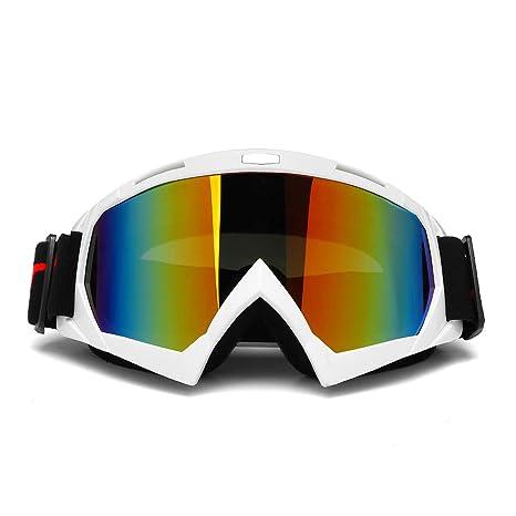 GOZAR Doble Lente Anti-Niebla Esquí Snowboard Sol Nieve ...
