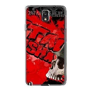 Samsung Galaxy Note3 LcC9203Myks Custom Realistic Metallica Series Excellent Hard Cell-phone Cases -AnnaDubois