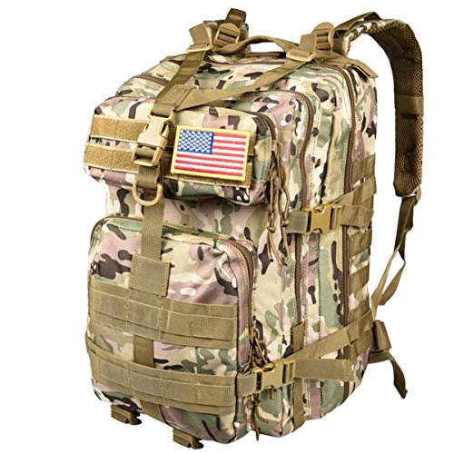 9fedaa58d30d Military Tactical Backpack - Trainers4Me