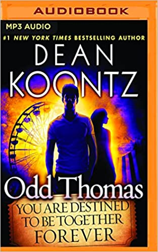 Amazon Odd Thomas You Are Destined To Be Together Forever Odd