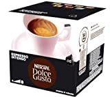Nescafe Dolce Gusto Espresso Intenso 16 Count (Pack of 2) direct import from Germany
