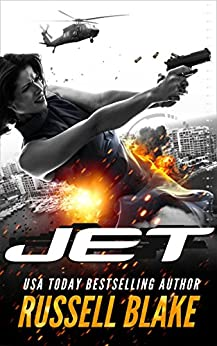 JET by [Blake, Russell]