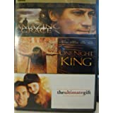 Three Feature Films: Amazing Grace, One Night with the King, The Ultimate Gift