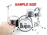 Ringo Starr Beatles Miniature Oyster Drum Set Collectible - DECORATION ONLY