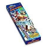 Inazuma Eleven GO sticker collection BOX